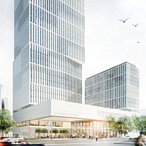 Messehochhaus Frankfurt Wettbewerb