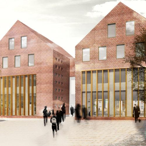 Bibliothek Archiv Nienburg