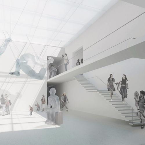 Museumsareal Mannheim Wettbewerb