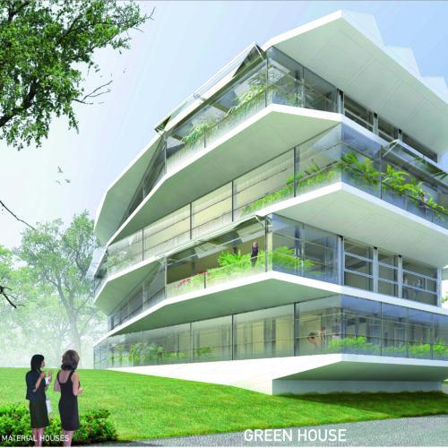 Green House Wettbewerb