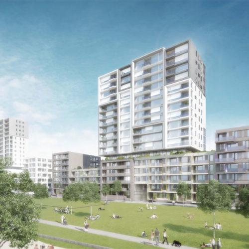 Quartier Central Düsseldorf wettbewerb
