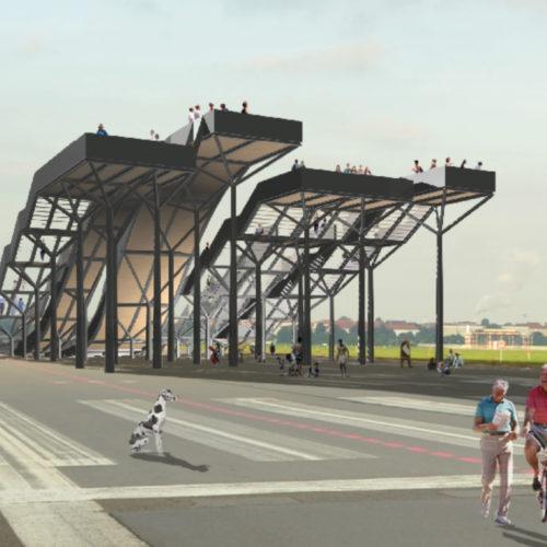 Areal Berlin Tempelhof Wettbewerb