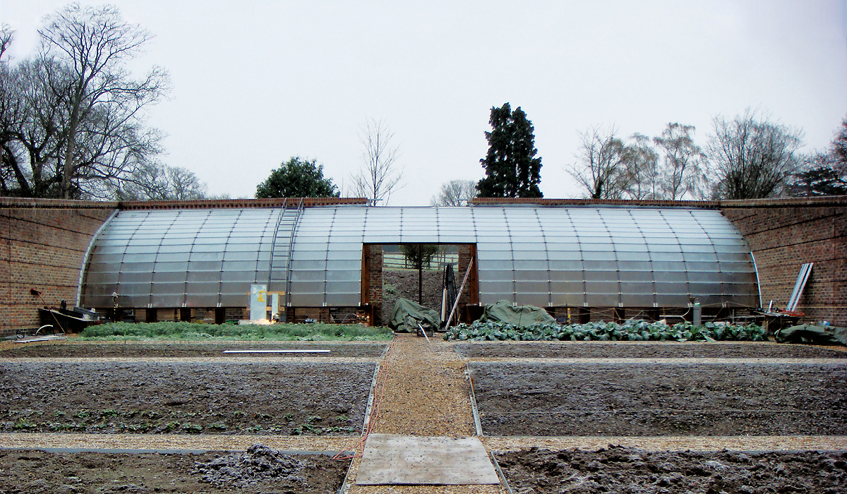 Wallsgrove Greenhouse