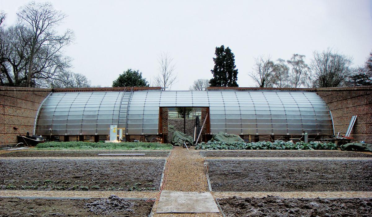 Wallsgrove Greenhouse