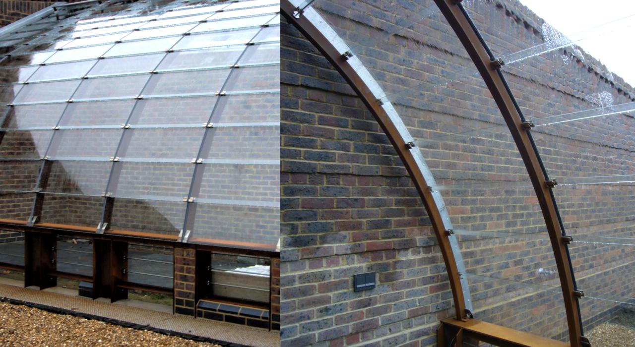 Wallsgrove Greenhouse Detail