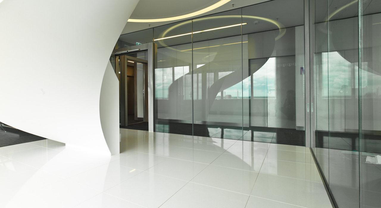 Bloomberg Wendeltreppe imagine structure