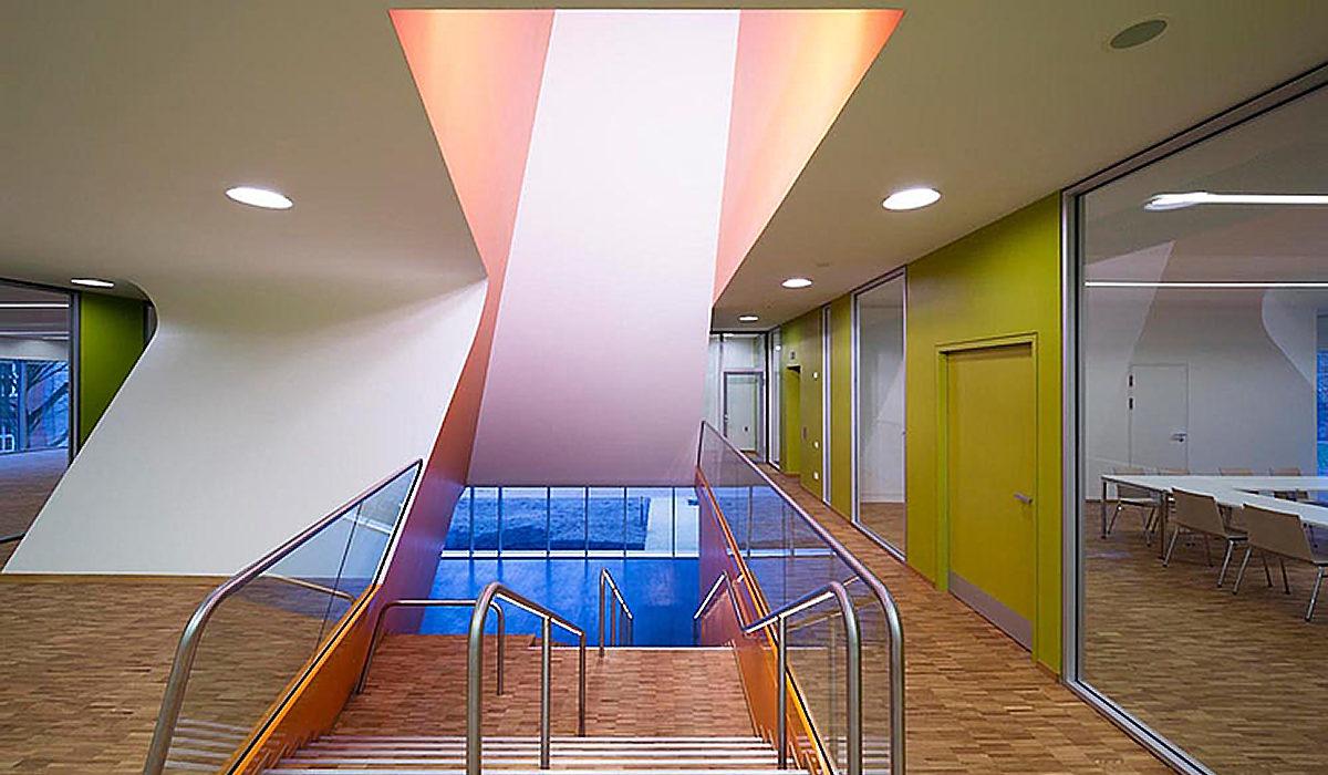 Sprach und Bewegungszentrum Hamburg SBZ Flur