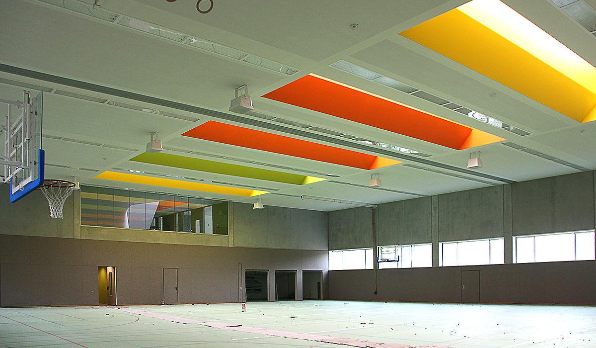 Sprach und Bewegungszentrum Hamburg SBZ Turnhalle