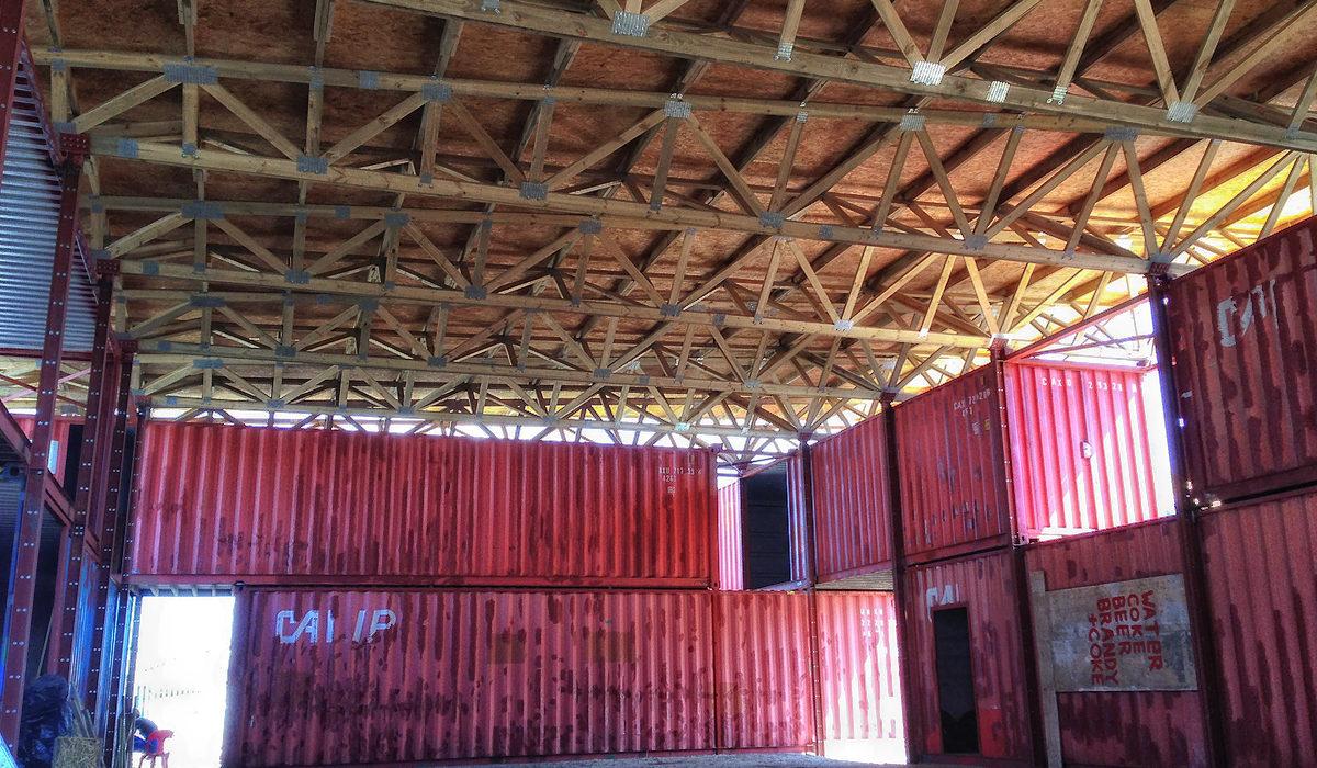 Guga S'Thebe Children Theatre structure