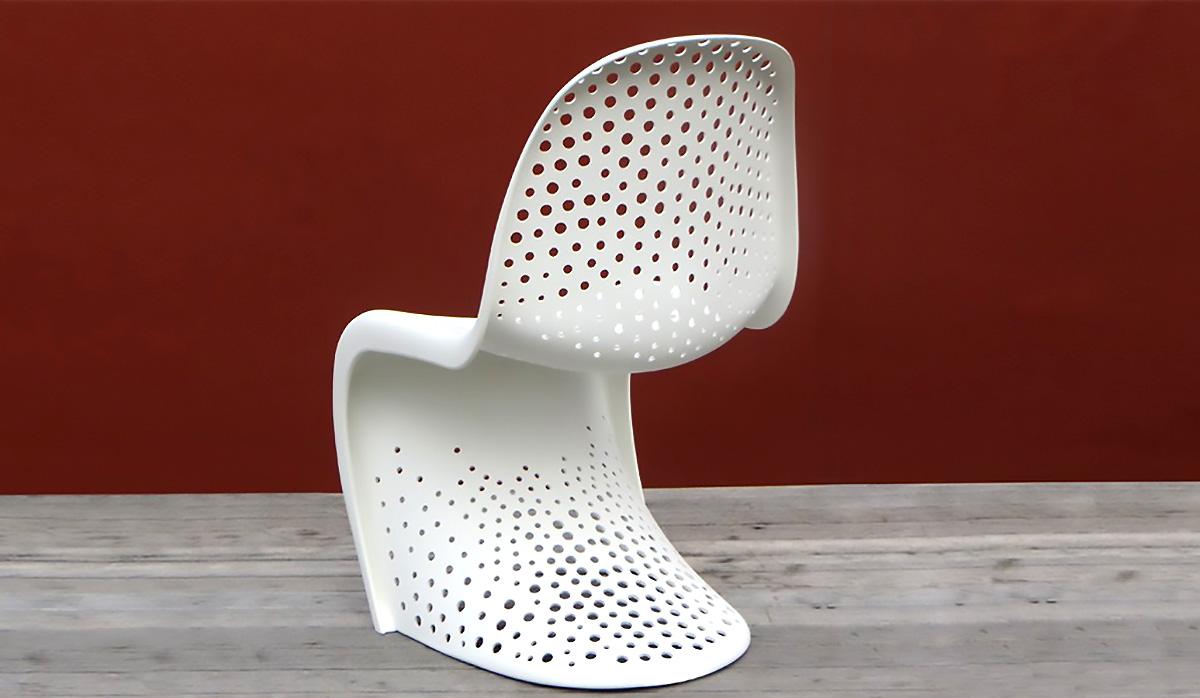 Panton Chair Re-Loved