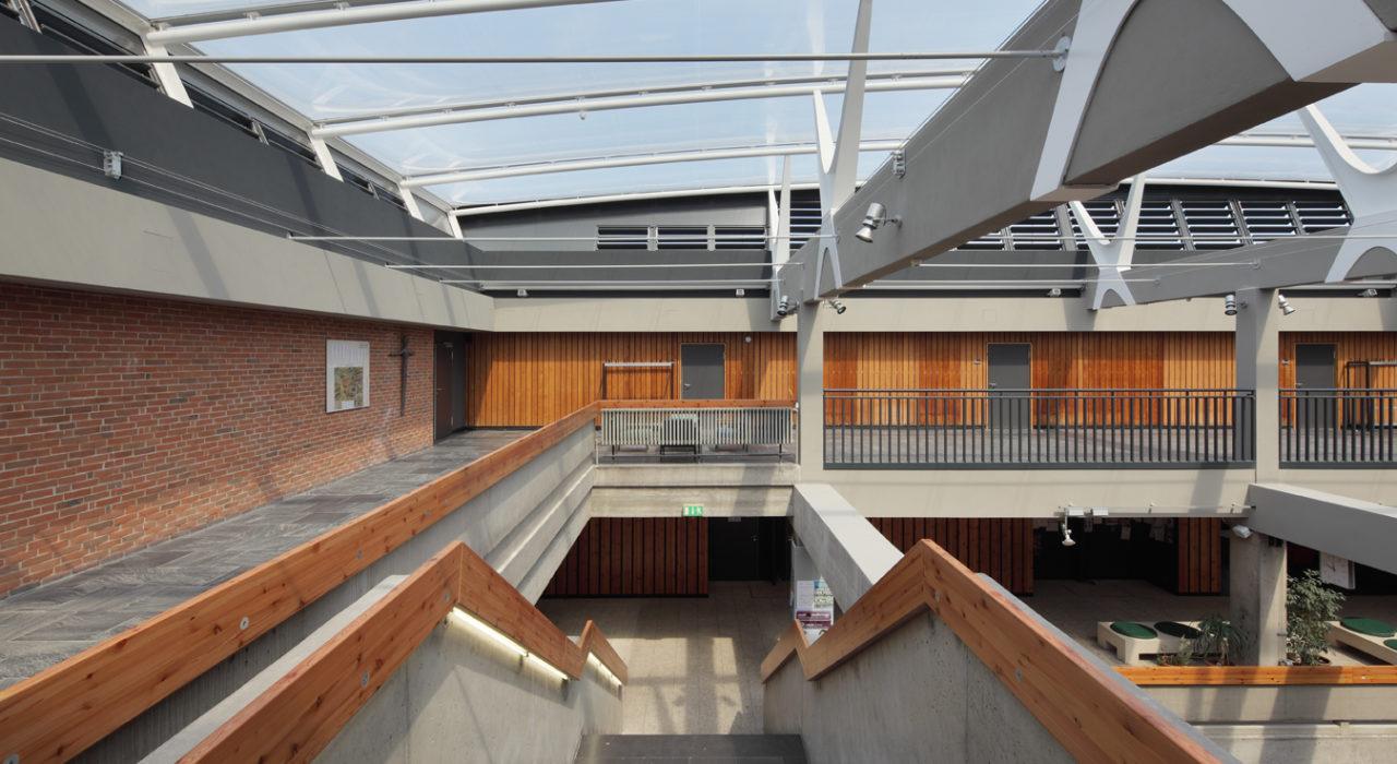 Ketteler Kolleg Mainz Sanierung Innen