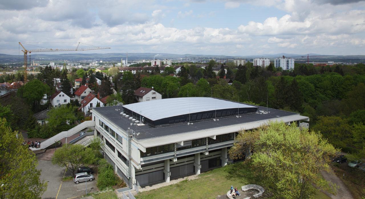 Ketteler Kolleg Mainz Sanierung Aussen