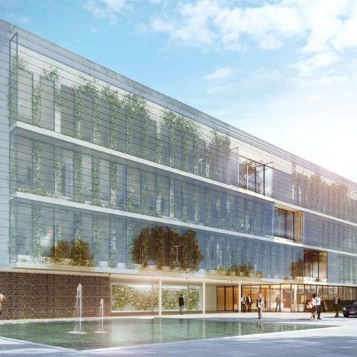 Headquarter Medice Verwaltungsgebäude