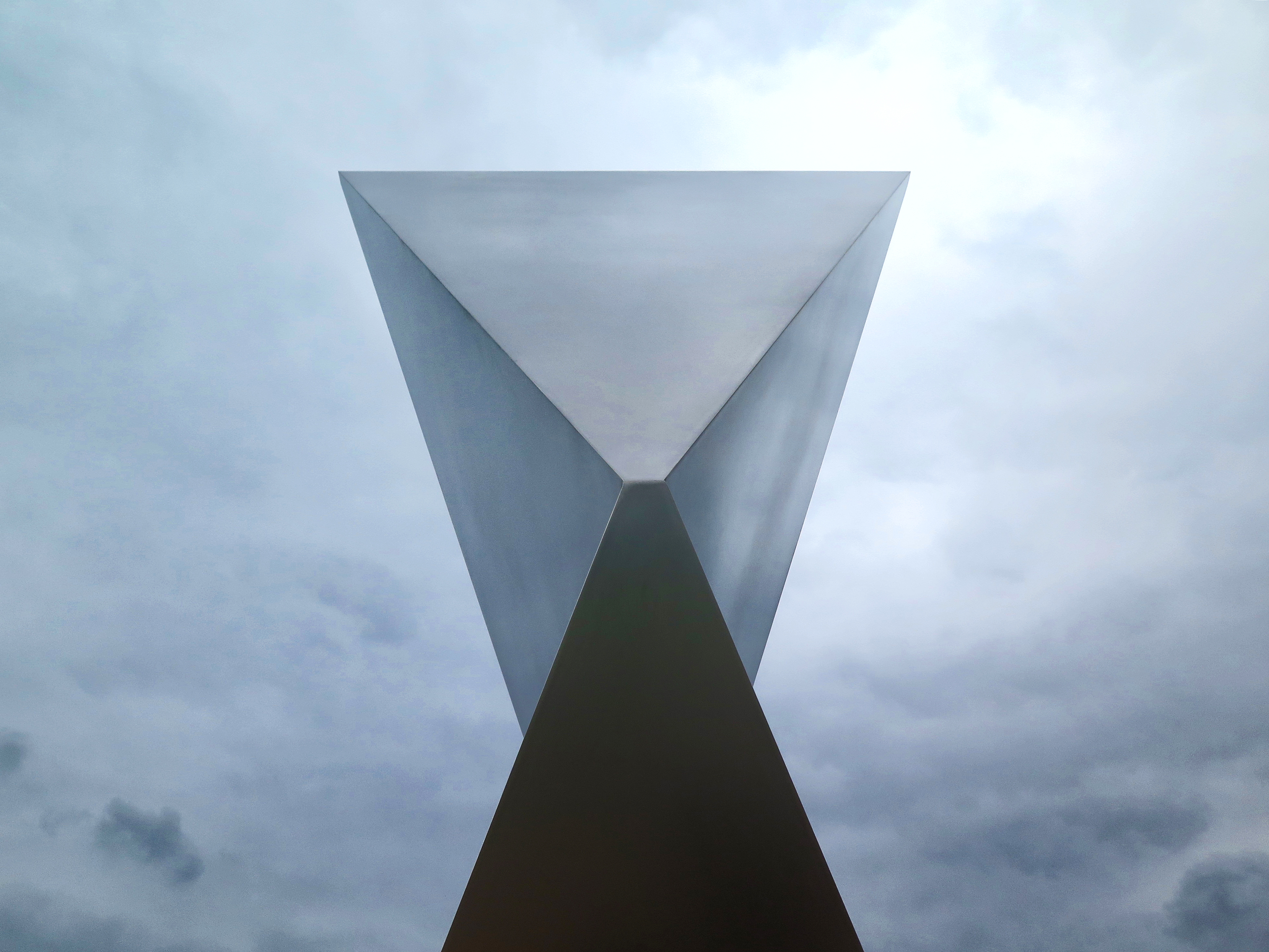 Tetra Pak Skulptur Luigi Mule Hochheim