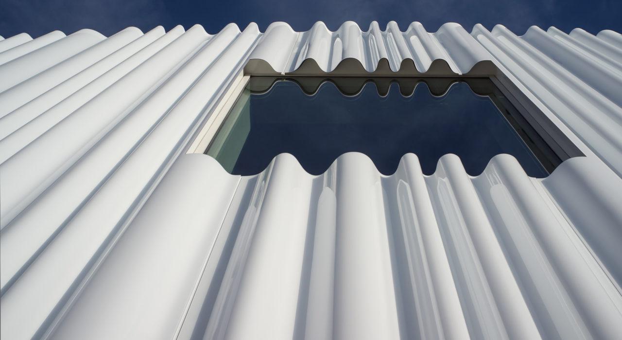 Vitra Fassade imagine structure Tragwerksplanung